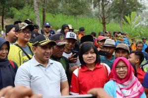 Penanaman Pohon Bersama Taj Yasin Wakil Gubernur Provinsi Jawa Tengah